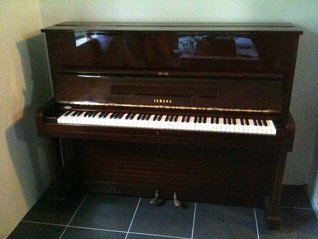 הגדול הובלת פסנתר JI-65
