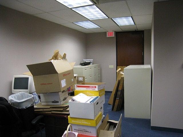 הובלת משרד
